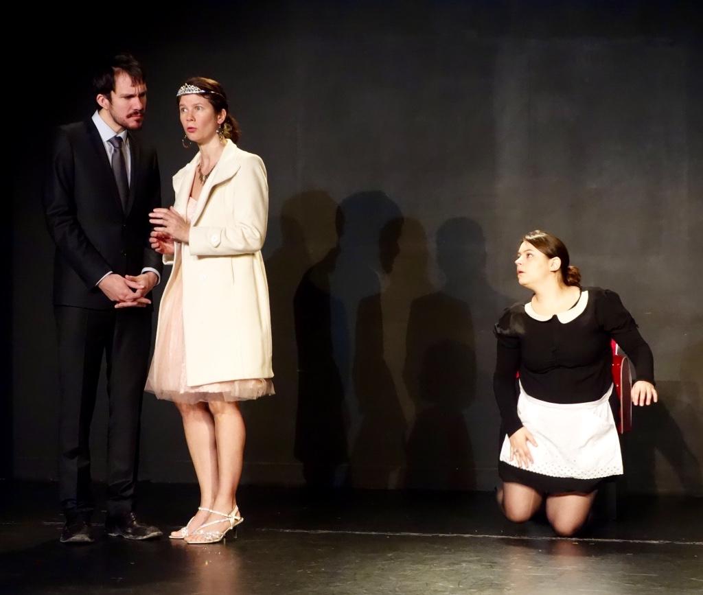 Compagnie théâtre à paris