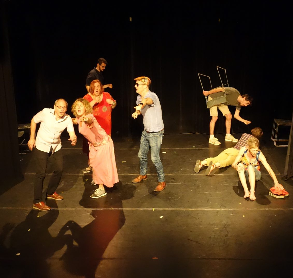 stage impro Paris