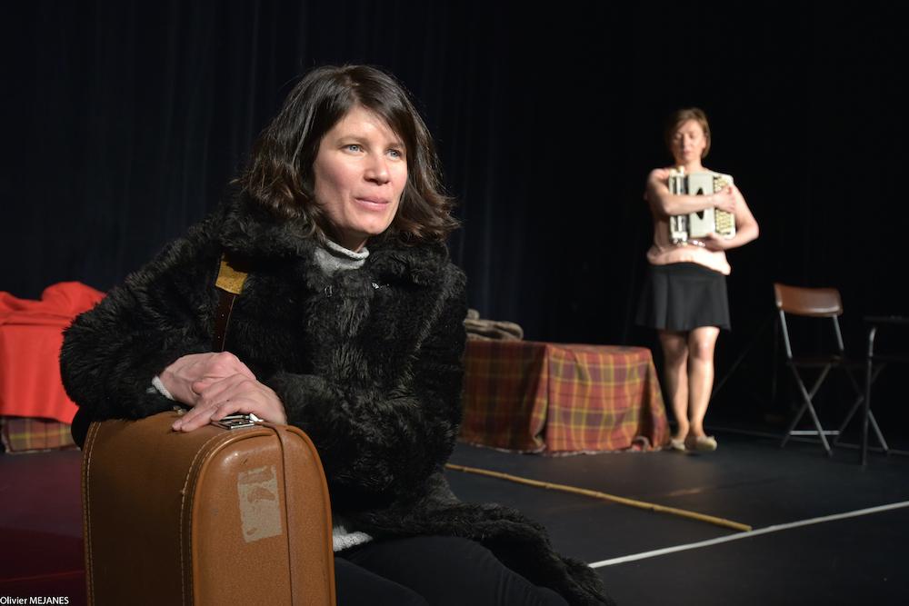 Aurélia Aubert metteur en scène toujours ensemble